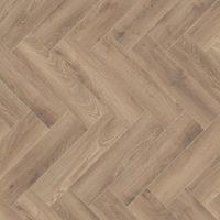 K285 Haybridge Oak Planked Texture- Historik Oak HO 628x157mm Herringbone