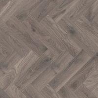 K287 Steelwords Oak Planked Texture- Historic Oak HO 628x157mm Herringbone